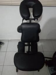 Cadeira massagem semi nova