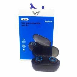 Fone De Ouvido Bluetooth A-W1
