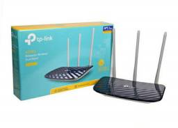 AC 750<br><br>Roteador Wireless Dual Band<br><br>