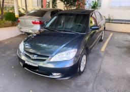 Civic LX 2004 Aut 82.500km