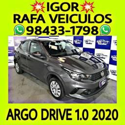 Argo Drive 1.0 2020 EM OFERTA - FALAR COM IGOR NA RAFA VEICULOS -