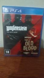 Wolfestein The New Order & Wolfestein The Old Blood