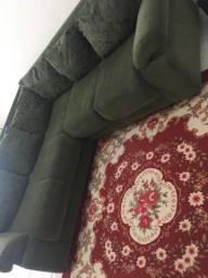 Vendo sofá de canto grande