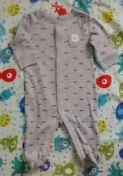 Doação de roupa de bebê menino não entrego