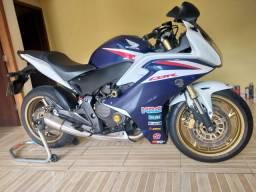 CBR600F 2012/13