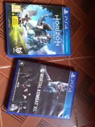 Horizon Zero Dawn e MK XL
