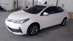 Corolla Gli Upper 1.8 Flex 2019 Com Apenas 27.000km Unico Dono