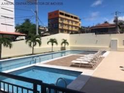 Vendo apartamento Mar de Itapuã, 2/4 com suíte, 600m da praia, infraestrutura, financia!