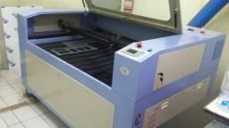 Maquina corte a laser, madeira e acrilico