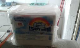 Caixa isopor de 8lt