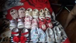 Sapato de bebe