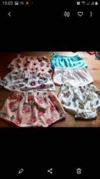 Vendo caucinha simples e calcinha box cuecas infantis......