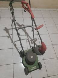 Carrinho e cortador de grama trapp
