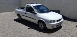 Corsa Pick up Ano 1999 1.6 Branca