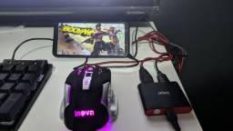 Conversor de teclado e mouse para jogos mobile