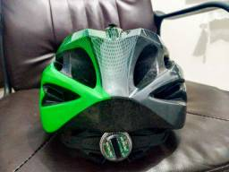 Capacete bike TSW com LED