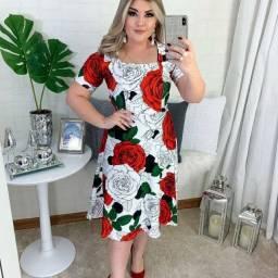 Lindos vestido neoprene