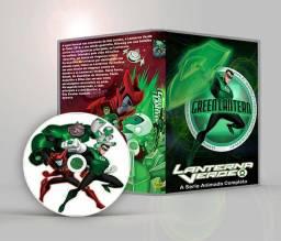 Lanterna Verde A Série Animada Completa