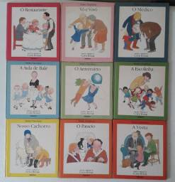 Coleção Livros infantis Serie Leia Comigo, Hellen Oxenbury, Rio Grafica