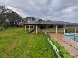 Velleda oferece 1 hectare completo, bela casa, açude, galpão, escriturado