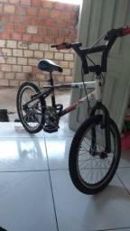 Bicicleta kros semi nova