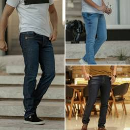 Calça jeans roupa masculina