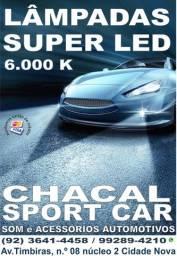Super led automotivo (novos e com nota fiscal)