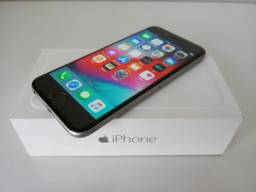 Iphone 6 Space Gray 128GB Original Completo na Caixa Impecável