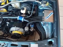 Gol bx 1983 turbo ar