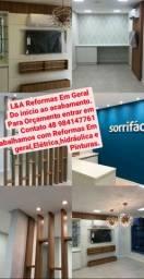 L&A Reformas Em Geral