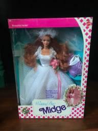 Barbie Midge Wedding Day noiva