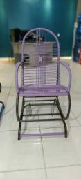 Cadeira de balanço espagate