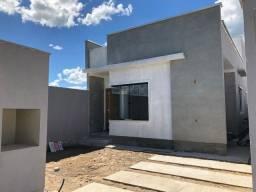 Linda casa em fase final de acabamento à venda no Loteamento Bosque da Mata, em Tijucas/SC