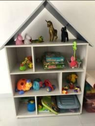Armario Montessori Formato Casinha