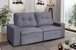 Lindo Sofa Retratil Compre Na D Tudo Para Casa Móveis