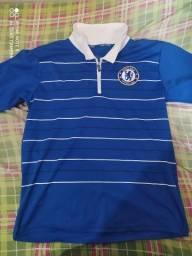 Camisa do Chelsea - Versão Pólo