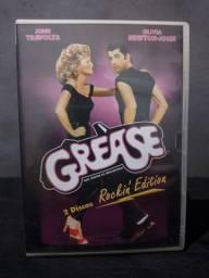 dvd  2 discos Grease