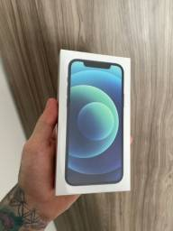 iPhone 12 128gb azul lacrado!