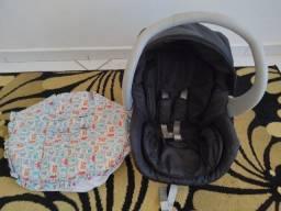 Título do anúncio: Bebê conforto +uma capa