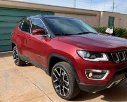 Jeep Compass Limited 2.0 Ano 2019/20