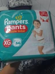 Fraldas Pampers Pants XG
