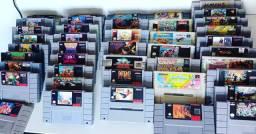 Jogos super Nintendo 79 reais cada !