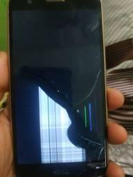 LG K10 tem que trocar a tela
