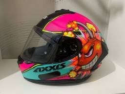 Capacete axxis bomber