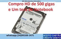 HD de Notebook 1 Tera Com-pro