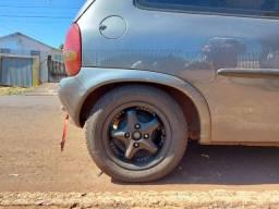 Título do anúncio: Troco roda Binno 13 por outra