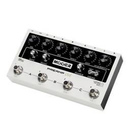 Multi Pré-amplificador M999 Preamp Live Mooer