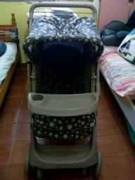 Carrinho de bebê Galzerano unissex
