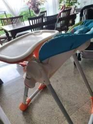 Cadeira de alimentação Chicco Pollu 2 em 1