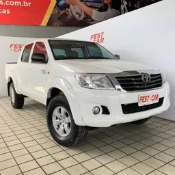 Toyota Hilux 2015 SR 2.7 Flex Aut 4x2 *Ipva 2021 Pago (81)9 9402.6607 Any